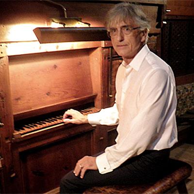 Organista Josep Maria Mas Bonet