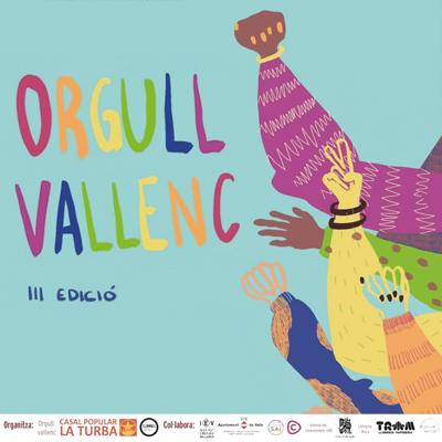 Orgull Vallenc, Setmana LGTBI, Valls, 2021