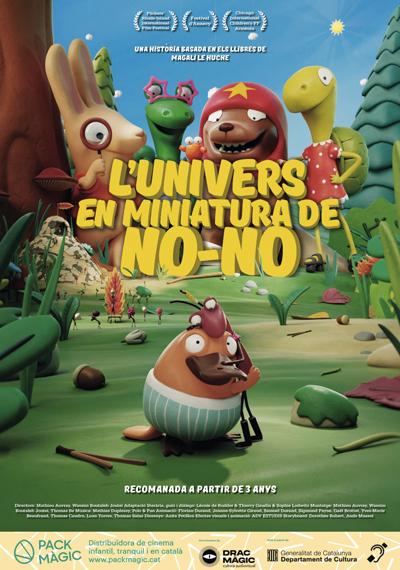 L'univers en miniatura de No-No