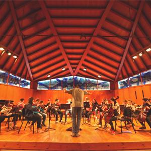 Orquestra d'avançat de l'Escola Municipal de Música Robert Gerhard