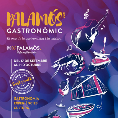 Palamós Gastronòmic, Palamós, 2021
