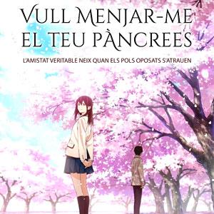 Pel·lícula 'Vull menjar-me el teu pàncrees' de Shinichirō Ushijima