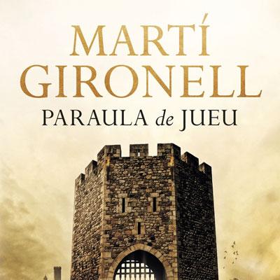 Llibre 'Paraula de Jueu' de Martí Gironell