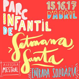 Parc Infantil de Setmana Santa a Vila-seca, 2019