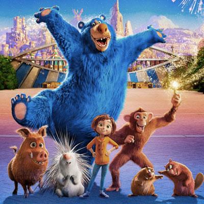 Pel·lícula d'Animació 'El Parque Mágico' de Dylan Brown