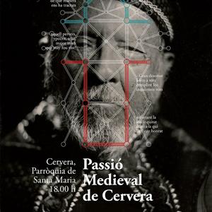 Passió Medieval de Cervera, 2020