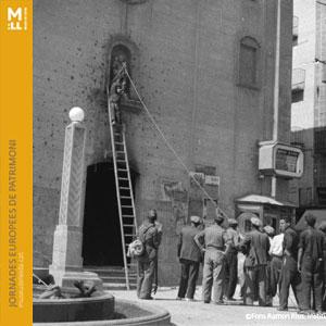Cicle de cinema 'El Patrimoni com a objecte de destrucció del món contemporani' al Museu de Lleida, 2019