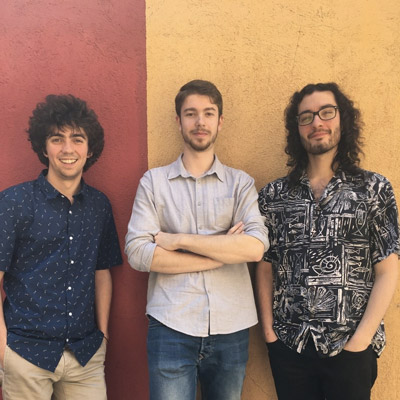 Pau Mainé Trio