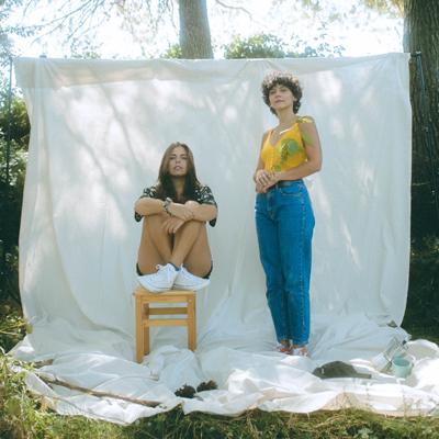 Paula Grande i Anna Ferrer