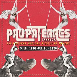 Festival Paupaterres, Tàrrega, 2020