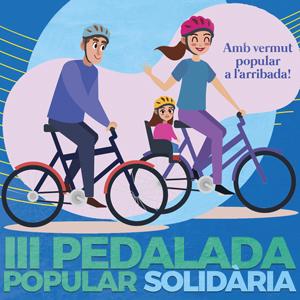 Pedalada Popular Solidària del Sícoris Club i Down Lleida, 2020