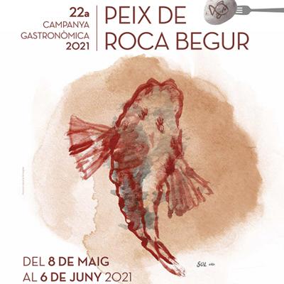 22a Campanya Gastronòmica Peix de Roca - Begur 2021