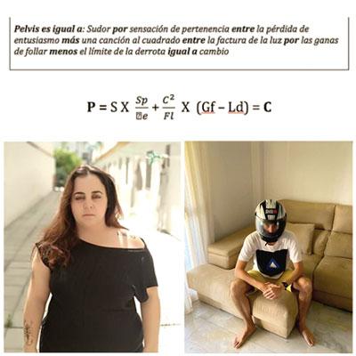 'La Teoría de la Pelvis' d'Alberto Cortés i Rosa Romero