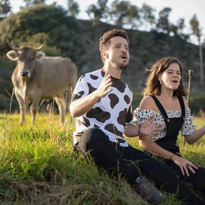 Espectacle 'La Vacuna', Pepet i Marieta, 2021