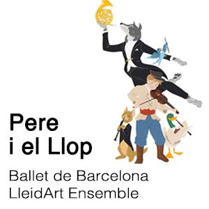 Espectacle 'Pere i el Llop', Ballet de Barcelona i LleidArt Ensemble