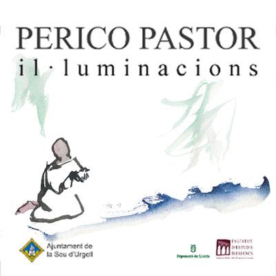 Exposició 'il·luminacions' de Perico Pastor, La Seu d'Urgell, 2020