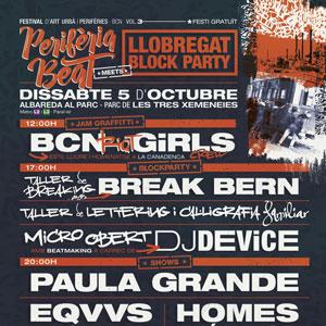 Perifèria Beat Festival meets Llobregat Block Party - Barcelona 2019