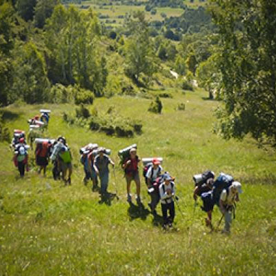 Excursió a Bordes de Perosa, MónNatura Pirineus, 2020