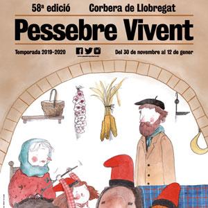 58è Pessebre Vivent - Corbera de Llobregat 2019