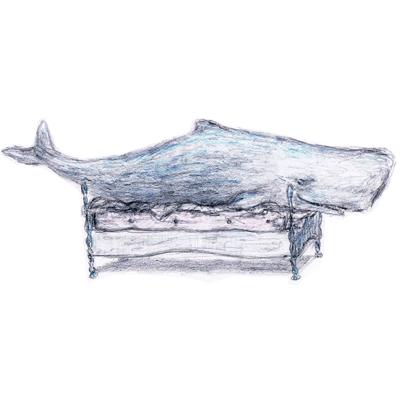 Espectacle familiar 'La (petita) Moby Dick' de la companyia Eudald Ferré