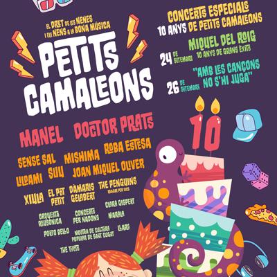 Petits Camaleons - Sant Cugat del Vallès 2021