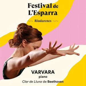 Festival de l'Esparra, Concert de la pianista rusa Varvara