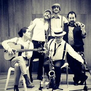 Le Pink Tzigane, Banda, Jazz
