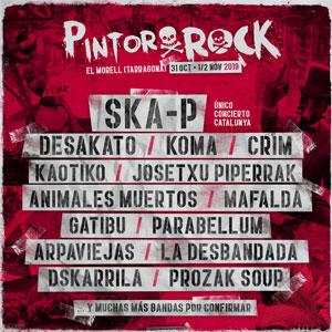 Festival PintorRock al Morell, 2019