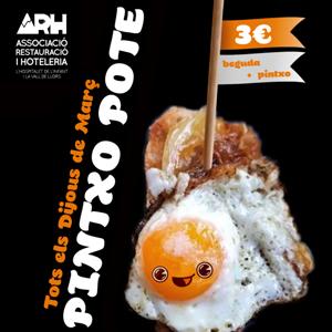 Jornada de 'Pintxo Pote' a Vandellòs i l'Hospitalet de l'Infant, 2020
