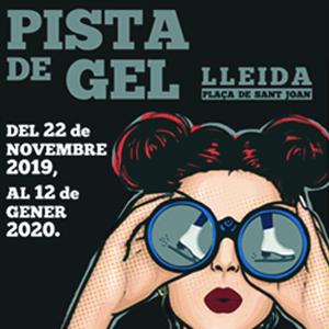 Pista de gel a Lleida, 2019