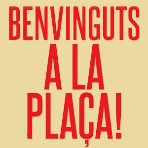 Exposició 'Benvinguts a la plaça!'