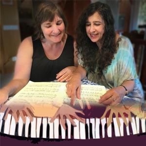 Concert 'Plaers a quatre mans' a càrrec de Diana Baker i Heidrun Bergander