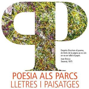 Poesia als Parcs - Barcelona 2019