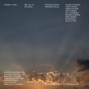 Festival Poesia i +, 2020