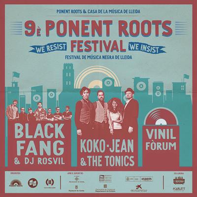 Ponent Roots Festival, Lleida, 2020
