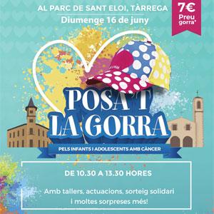 Festa Solidària Posa't la Gorra a Tàrrega, 2019