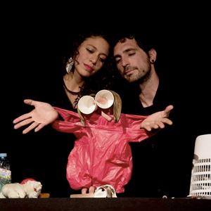 Teatre 'Trash' o 'La Poubelle Plus Belle' de Zero en Conducta