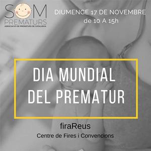 Dia Mundial del Prematur a Reus, 2019