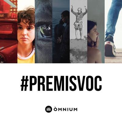 Premis i Mostra VOC (Versió Original en Català), Òmnium, 2021