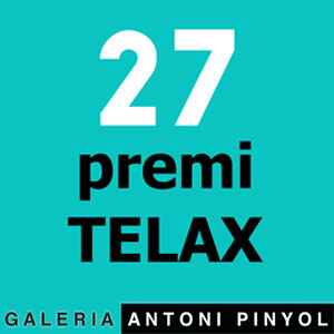 Exposició del 27è Premi Telax a la Galeria Antoni Pinyol de Reus, 2019