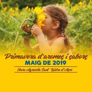 Primavera d'aromes i sabors - Ascó 2019