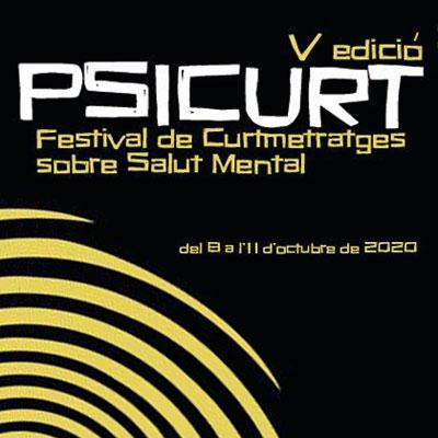Psicurt, Festival de Curtmetratges sobre salut mental, Tarragona, 2020