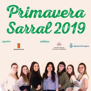 Festa de Pubilles al Sarral, 2019
