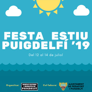 Festa Major de Puigdelfí, 2019