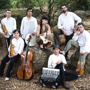Quartet Brossa amb Marta Valero, Gregori Ferrer i Pinyu Martí