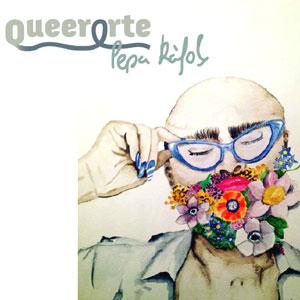 Exposició 'Queer-te' de Pepa Ràfols