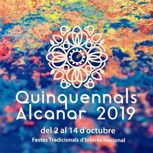 Quinquennals d'Alcanar - 2019