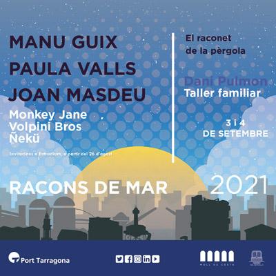 Cicle 'Racons de Mar', Port Tarragona, 2021