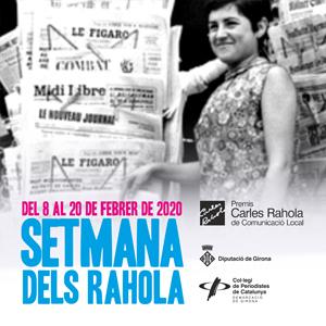Setmana dels Rahola, 8a edició, Girona, 2002