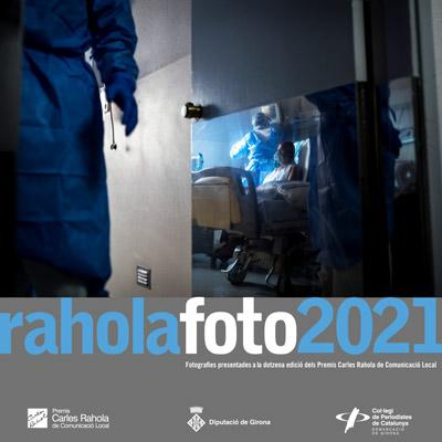 Exposició 'Rahola Foto 2021', Col·legi de periodistes de Girona, 2021